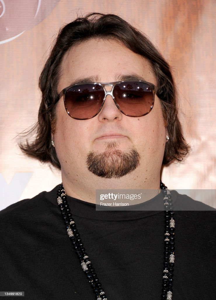 Television personality Austin 'Chumlee' Russell of 'Pawn Stars' arrives at the American Country Awards 2011 at the MGM Grand Garden Arena on December 5, 2011 in Las Vegas, Nevada.