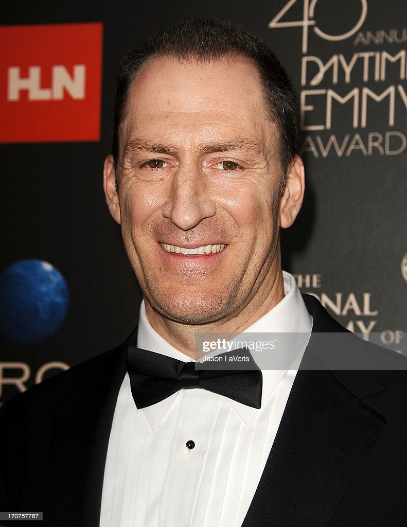 television personality Ben Bailey attends the 40th annual Daytime Emmy Awards at The Beverly Hilton Hotel on June 16, 2013 in Beverly Hills, California.