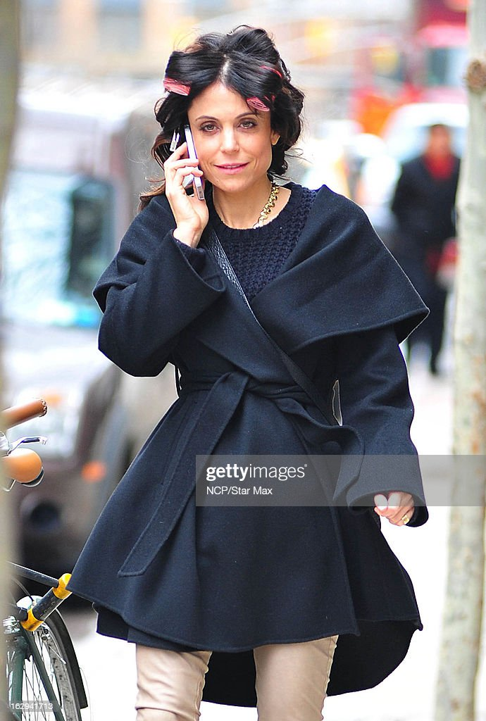 Television Personality Bethenny Frankel as seen on March 1, 2013 in New York City.