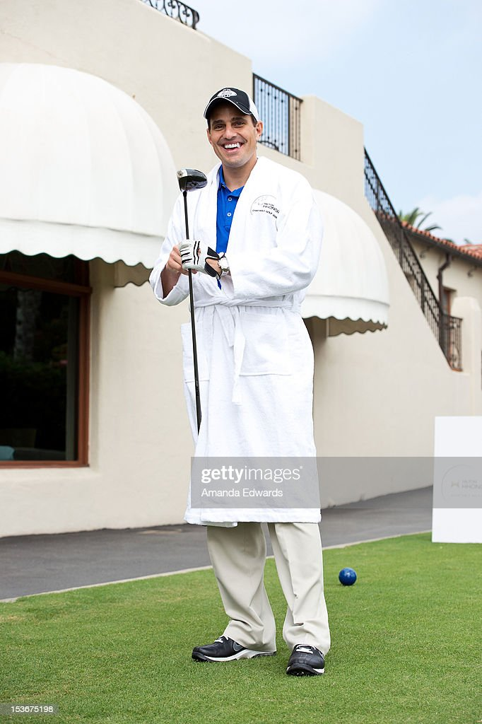 Television personality <a gi-track='captionPersonalityLinkClicked' href=/galleries/search?phrase=Bill+Rancic&family=editorial&specificpeople=204496 ng-click='$event.stopPropagation()'>Bill Rancic</a> attends the 6th Annual Hilton HHonors Charitable Golf Series at The Riviera Country Club on October 8, 2012 in Pacific Palisades, California.