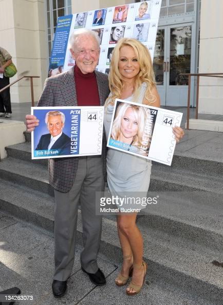 PETA Goes Postal: Bob Barker, Pamela Anderson And Steve-O ...