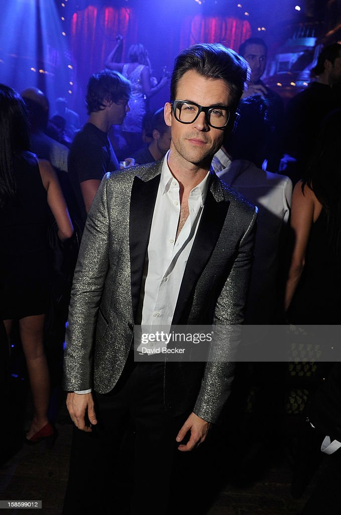 Television personality Brad Goreski appears at The Act at The Palazzo on December 19, 2012 in Las Vegas, Nevada.