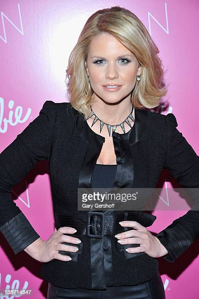 Television personality Carrie Keagan attends the Barbie The Dream Closet event during MercedesBenz Fashion Week at the David Rubenstein Atrium on...