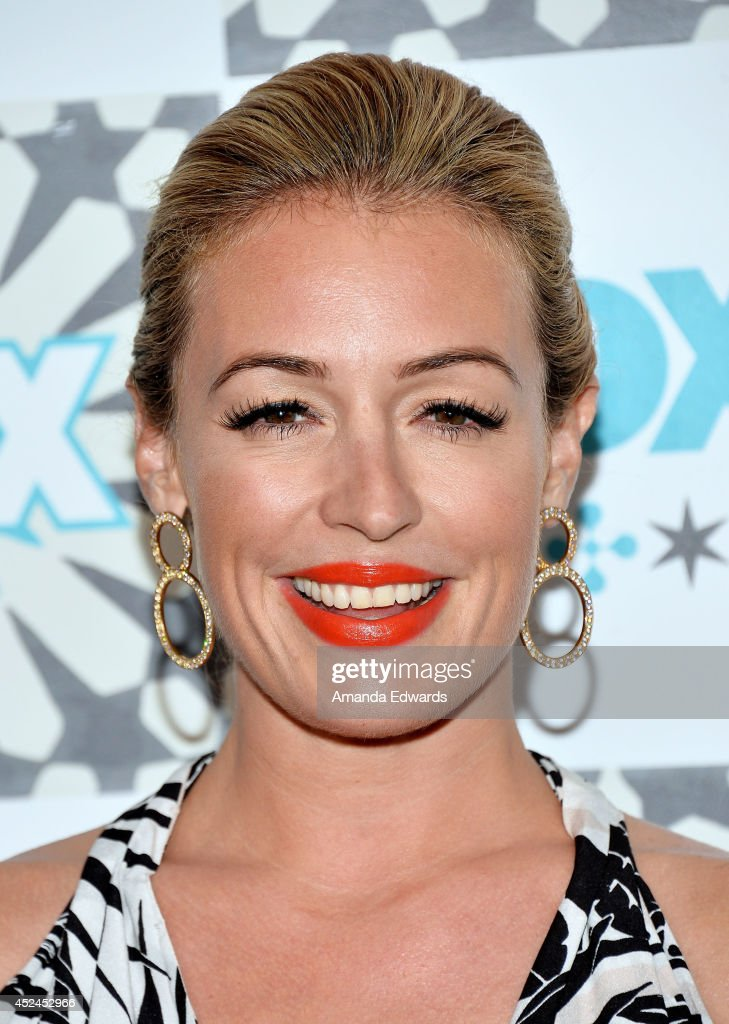 Television personality <a gi-track='captionPersonalityLinkClicked' href=/galleries/search?phrase=Cat+Deeley&family=editorial&specificpeople=202554 ng-click='$event.stopPropagation()'>Cat Deeley</a> arrives at the 2014 Television Critics Association Summer Press Tour - FOX All-Star Party at Soho House on July 20, 2014 in West Hollywood, California.