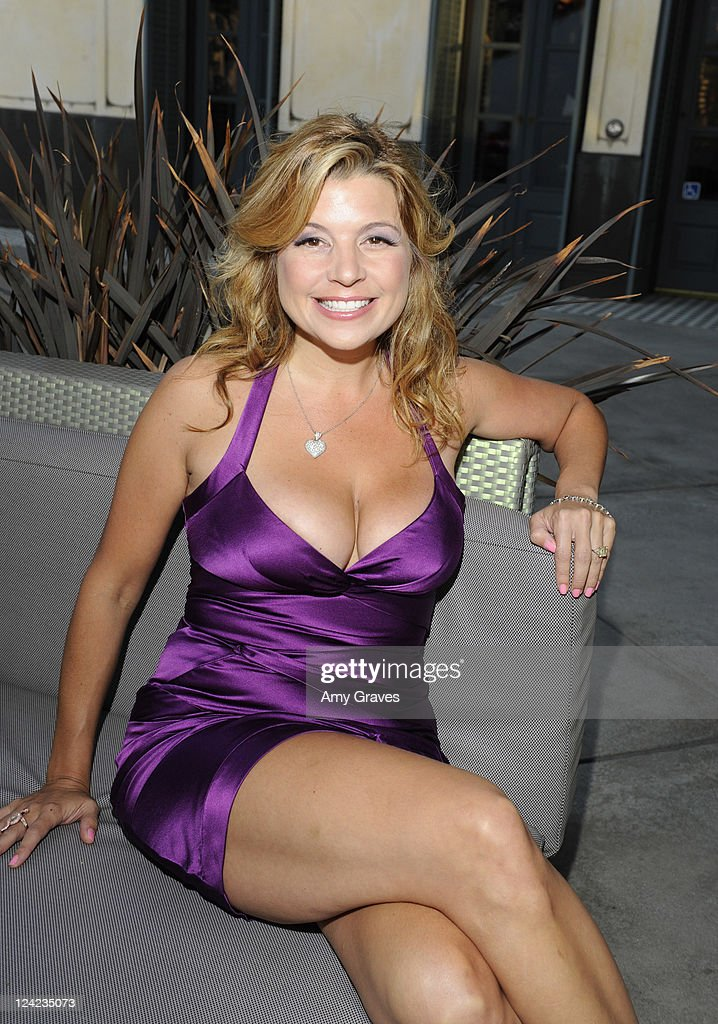 Television personality Dana Wilkey attends Fashion's Night Out celebration at Westfield Century City on September 8, 2011 in Los Angeles, California.