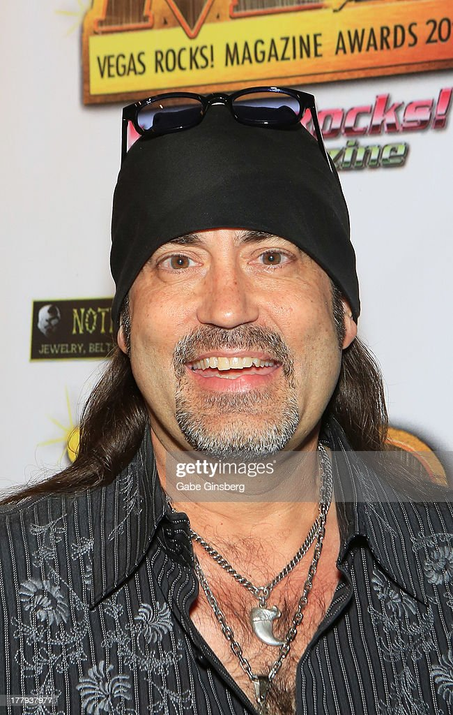 Television personality Danny 'The Count' Koker arrives at the 2013 Vegas Rocks! magazine music awards at The Joint inside the Hard Rock Hotel & Casino on August 25, 2013 in Las Vegas, Nevada.