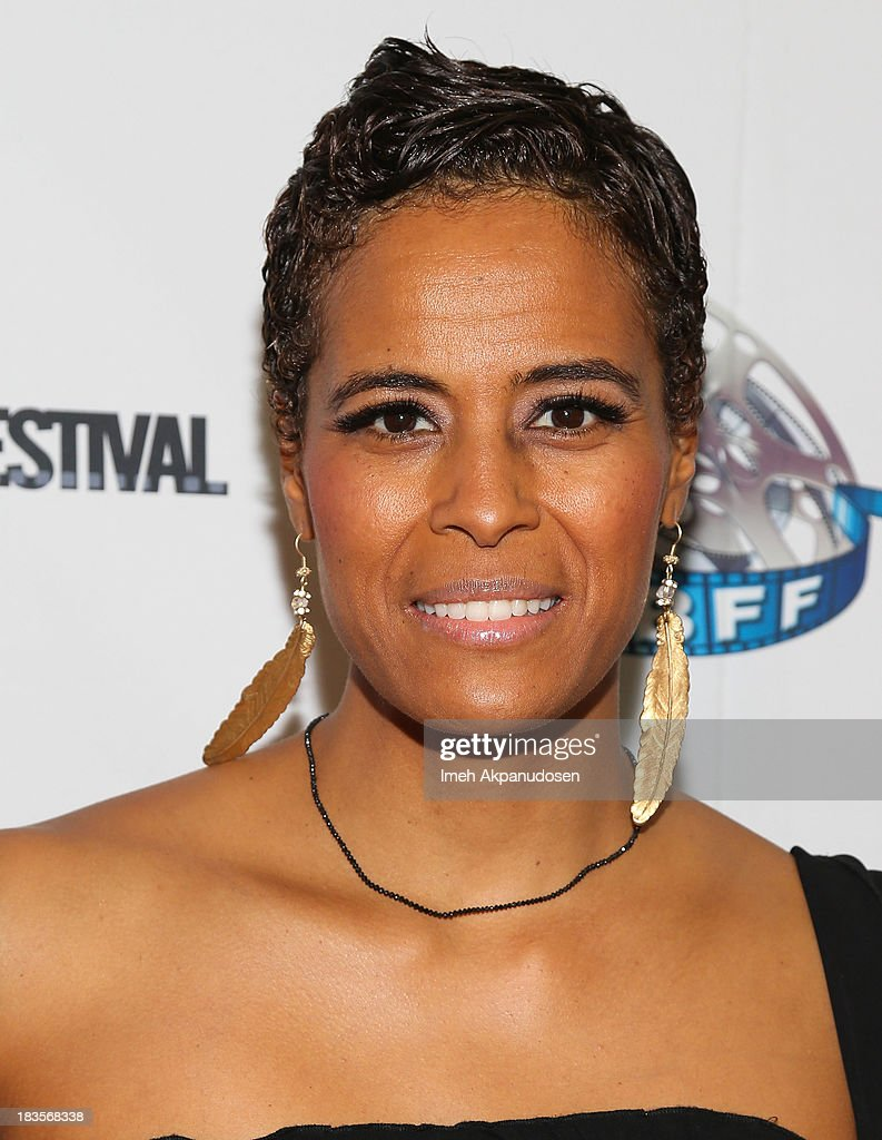 Television personality Daphne Wayans attends the closing night for the Hollywood Black Film Festival (HBFF) at The Ricardo Montalban Theatre on October 6, 2013 in Hollywood, California.