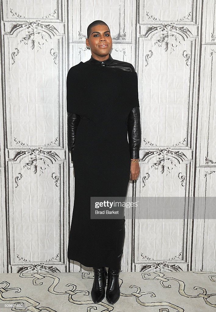 Television Personality EJ Johnson attends the AOL Build Speaker Series - EJ Johnson, 'Rich Kids of Beverly Hills' at AOL Studios In New York on February 12, 2016 in New York City.