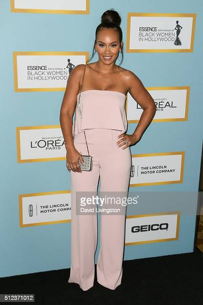 Television Personality Evelyn Lozada arrives at the Essence 9th Annual Black Women event in Hollywood at the Beverly Wilshire Four Seasons Hotel on...