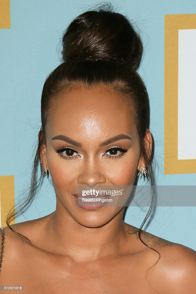 Television Personality Evelyn Lozada arrives at the Essence 9th Annual Black Women event in Hollywood at the Beverly Wilshire Four Seasons Hotel on February 25, 2016 in Beverly Hills, California.