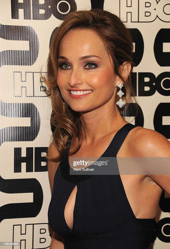 Television personality Giada De Laurentiis attends HBO's 70th Annual Golden Globes after party at Circa 55 Restaurant on January 13, 2013 in Los Angeles, California.