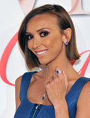 Television personality Giuliana Rancic arrives at the 2015 Le Vian Red Carpet Revue at the Mandalay Bay Convention Center on June 1 2014 in Las Vegas...