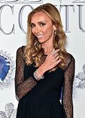 Television personality Giuliana Rancic arrives at the Le Vian 2016 Red Carpet Revue at the Mandalay Bay Convention Center on May 31 2015 in Las Vegas...
