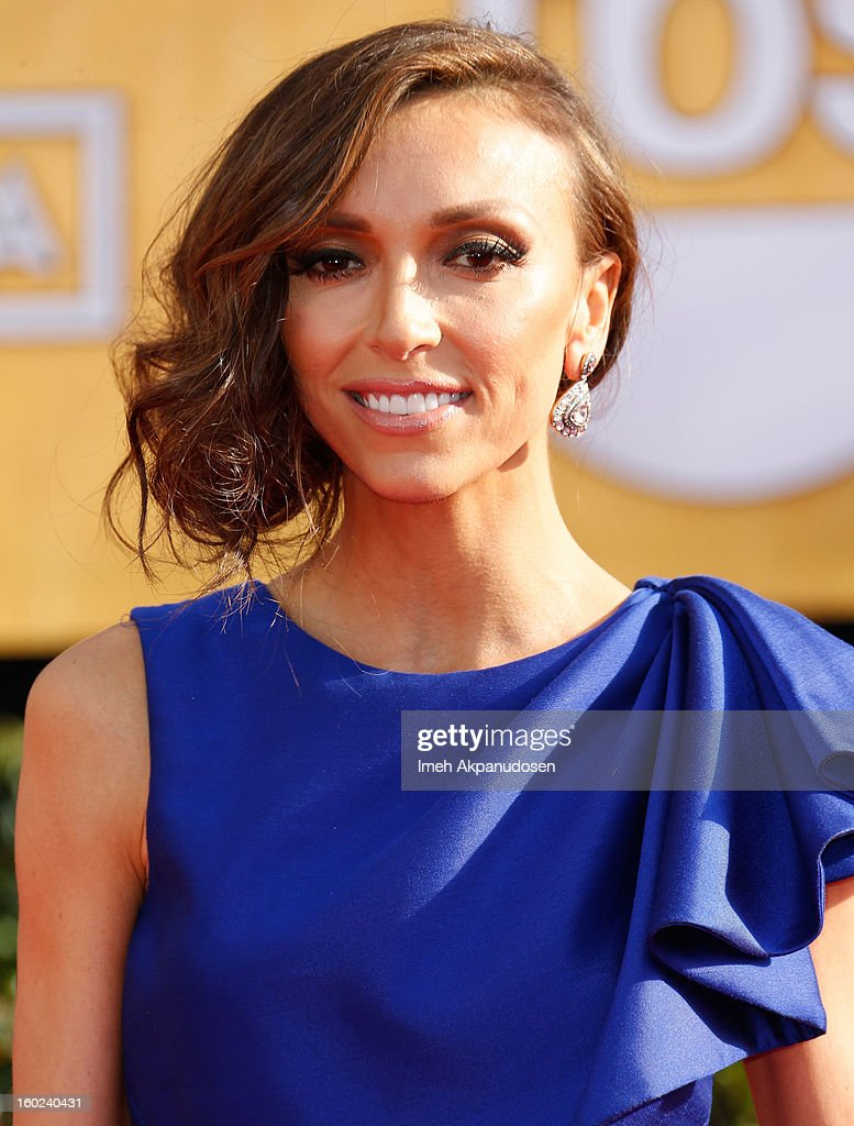 Television personality Giuliana Rancic attends the 19th Annual Screen Actors Guild Awards at The Shrine Auditorium on January 27, 2013 in Los Angeles, California.