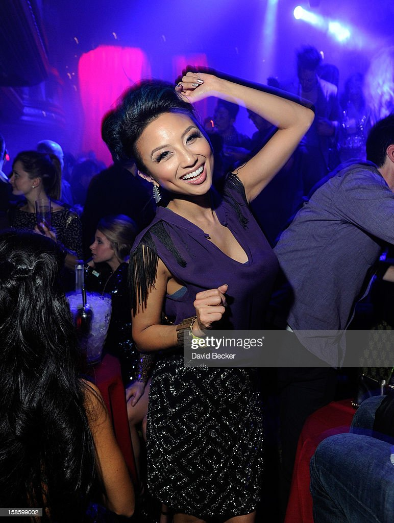Television personality Jeannie Mai appears at The Act at The Palazzo on December 19, 2012 in Las Vegas, Nevada.