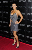 Television personality Jenni 'JWoww' Farley arrives to celebrate her birthday at Vanity Nightclub At The Hard Rock Hotel And Casino on February 26...