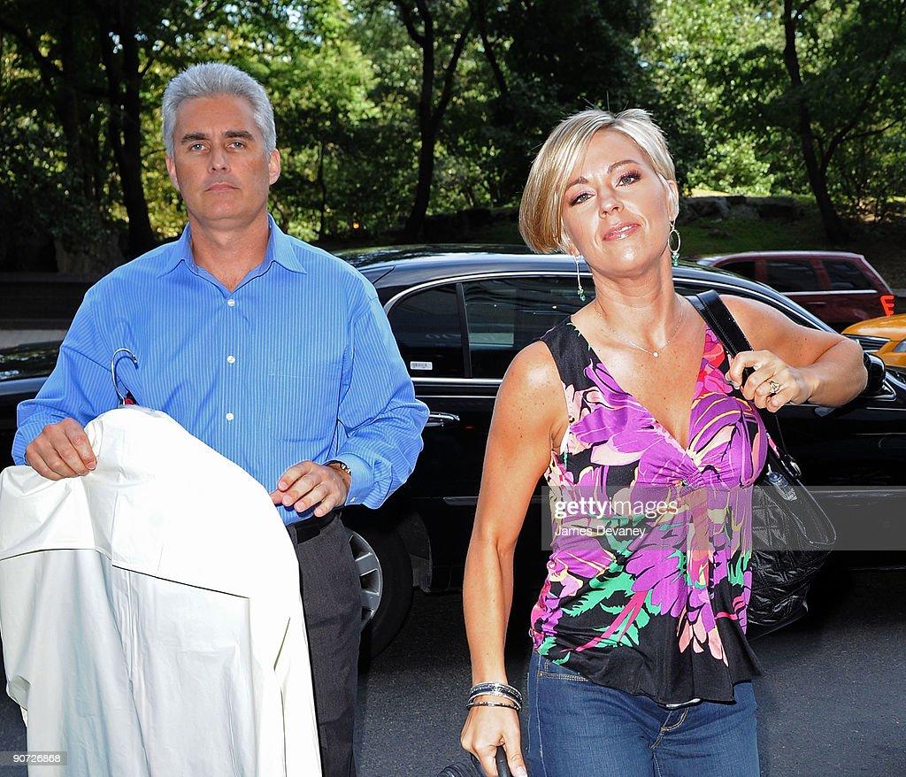Kate Gosselin Sighting In New York City - September 14, 2009