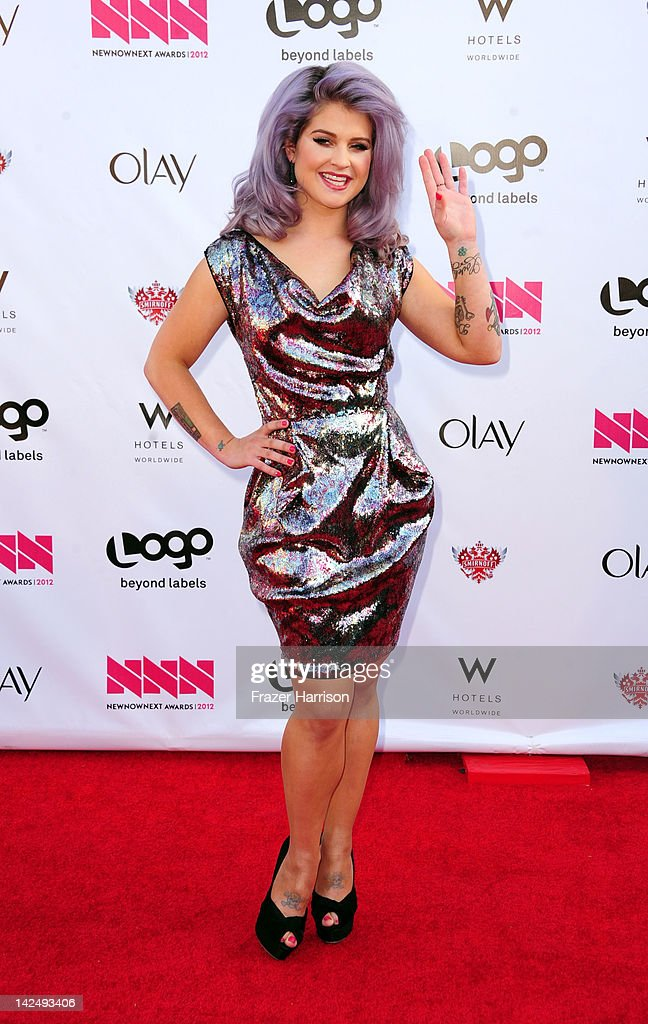 Television Personality <a gi-track='captionPersonalityLinkClicked' href=/galleries/search?phrase=Kelly+Osbourne&family=editorial&specificpeople=156416 ng-click='$event.stopPropagation()'>Kelly Osbourne</a> attends Logo's 'NewNowNext Awards' 2012 at Avalon on April 5, 2012 in Hollywood, California.