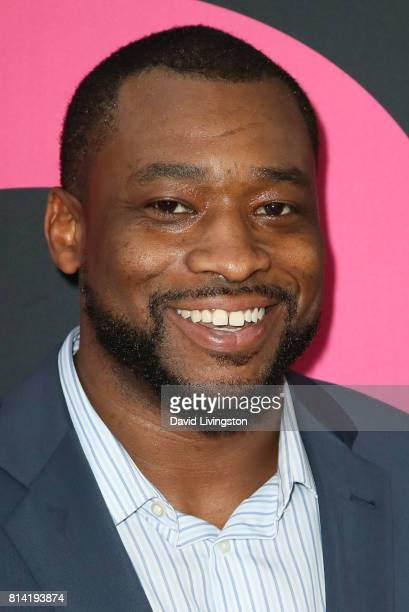 Television personality Kenny King attends the premiere of Universal Pictures' 'Girls Trip' at Regal LA Live Stadium 14 on July 13 2017 in Los Angeles...