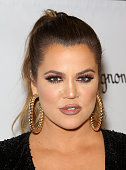Television personality Khloe Kardashian arrives at 1 OAK Nightclub at The Mirage Hotel Casino to host a party on December 30 2014 in Las Vegas Nevada