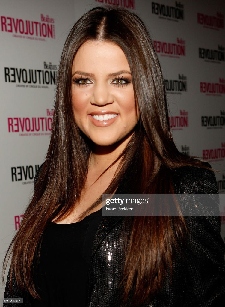 Television personality <a gi-track='captionPersonalityLinkClicked' href=/galleries/search?phrase=Khloe+Kardashian&family=editorial&specificpeople=3955023 ng-click='$event.stopPropagation()'>Khloe Kardashian</a> arrives at Closet Sundays' one-year anniversary at <a gi-track='captionPersonalityLinkClicked' href=/galleries/search?phrase=The+Beatles&family=editorial&specificpeople=90369 ng-click='$event.stopPropagation()'>The Beatles</a> Revolution Lounge at The Mirage Hotel and Casino on October 25, 2009 in Las Vegas, Nevada.