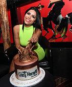 Reality Star Larissa Dos Santos Lima Hosts Birthday...