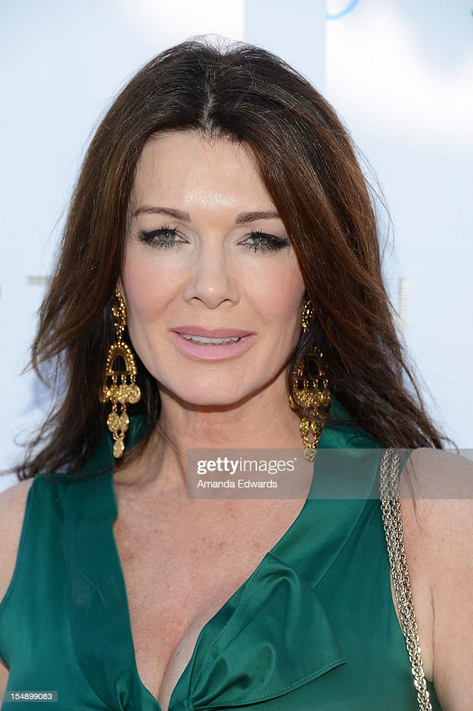 Television personality Lisa Vanderpump arrives at the TJ Martell Foundation 4th Annual Family Day LA at CBS Studios - Radford on October 28, 2012 in Studio City, California.