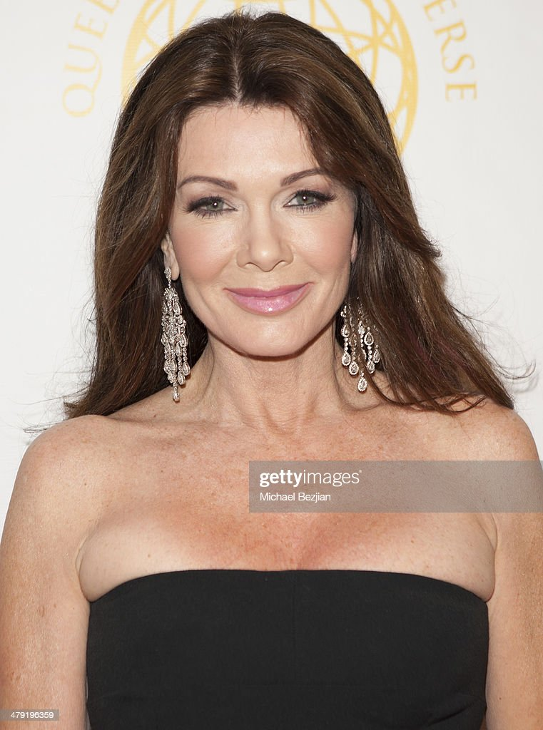Television personality Lisa Vanderpump attends Queen Of The Universe International Beauty Pageant at Saban Theatre on March 16, 2014 in Beverly Hills, California.