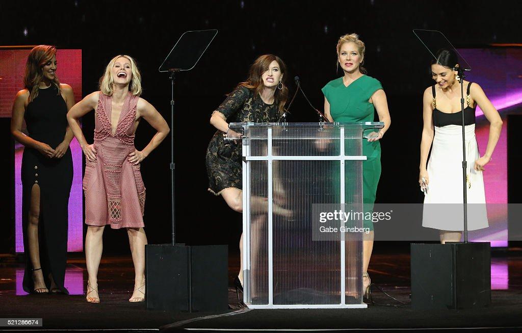 2016 CinemaCon Big Screen Achievement Awards - Show