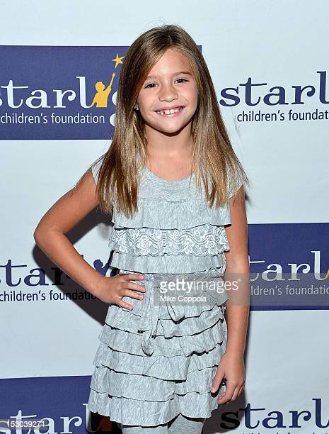 Television personality Mackenzie Ziegler attends the 'Dance Moms' meet and greet benefiting Starlight Children's Foundation at Stoopher Boots on...