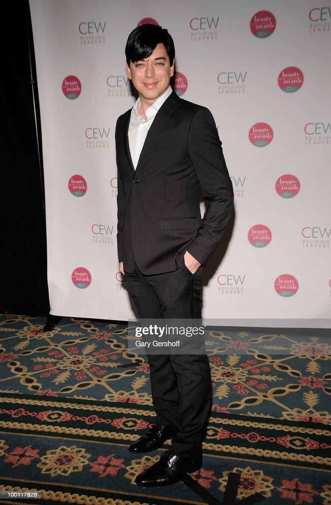 Television personality Malan Breton attends the 2010 Cosmetic Executive Women Beauty Awards at The Waldorf=Astoria on May 21, 2010 in New York City.
