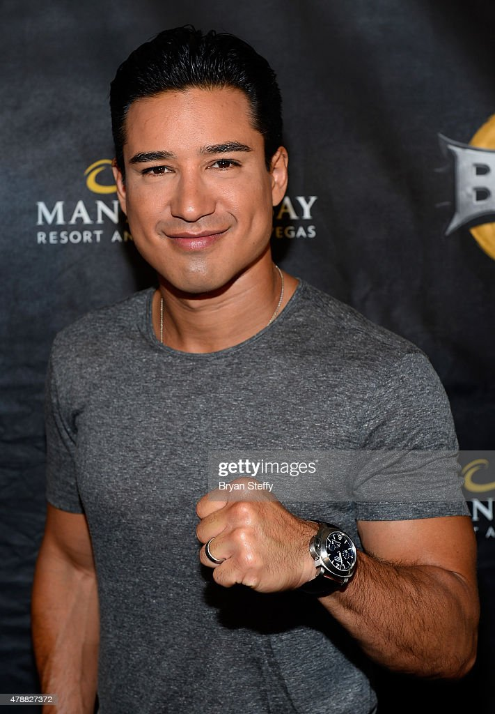 Television personality <a gi-track='captionPersonalityLinkClicked' href=/galleries/search?phrase=Mario+Lopez&family=editorial&specificpeople=235992 ng-click='$event.stopPropagation()'>Mario Lopez</a> attends BKB 3, Big Knockout Boxing, at the Mandalay Bay Events Center on June 27, 2015 in Las Vegas, Nevada.