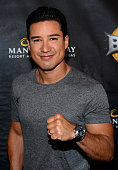 Television personality Mario Lopez attends BKB 3 Big Knockout Boxing at the Mandalay Bay Events Center on June 27 2015 in Las Vegas Nevada