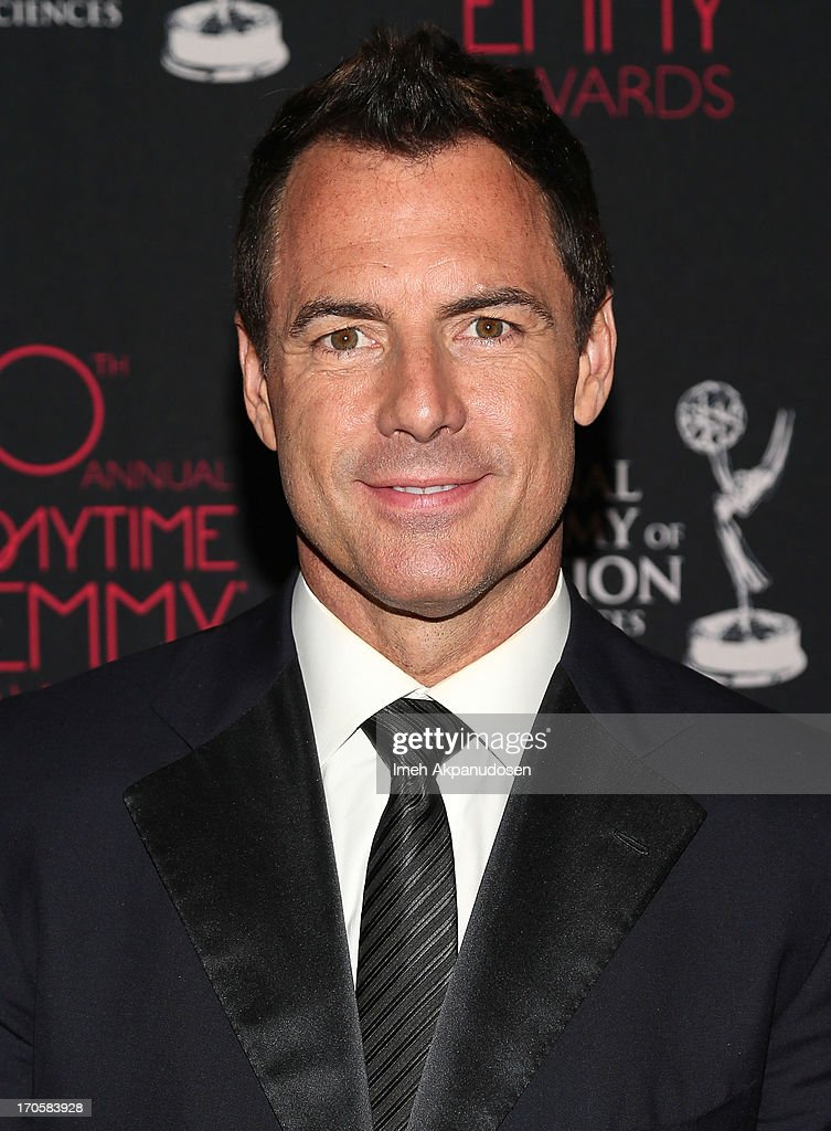 Television personality <a gi-track='captionPersonalityLinkClicked' href=/galleries/search?phrase=Mark+Steines&family=editorial&specificpeople=798659 ng-click='$event.stopPropagation()'>Mark Steines</a> attends The National Academy Of Television Arts & Sciences Presents The 40th Annual Daytime Entertainment Creative Arts Emmy Awards at Westin Bonaventure Hotel on June 14, 2013 in Los Angeles, California.