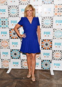 Television personality Mary Murphy arrives at the 2014 Television Critics Association Summer Press Tour FOX AllStar Party at Soho House on July 20...