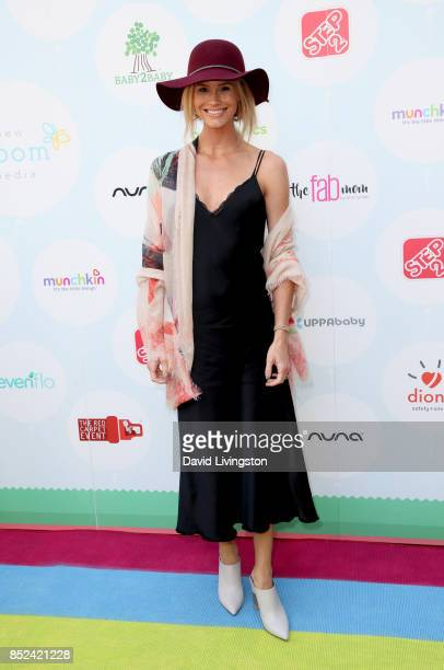 Television personality Meghan King Edmonds attends the 6th Annual Celebrity Red CARpet Safety Awareness Event at Sony Studios Commissary on September...