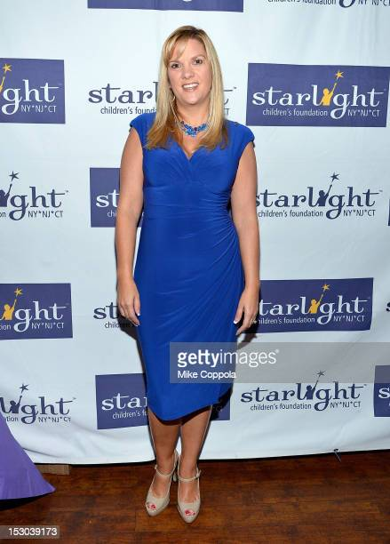 Television personality Melissa Gisoni attends the 'Dance Moms' meet and greet benefiting Starlight Children's Foundation at Stoopher Boots on...
