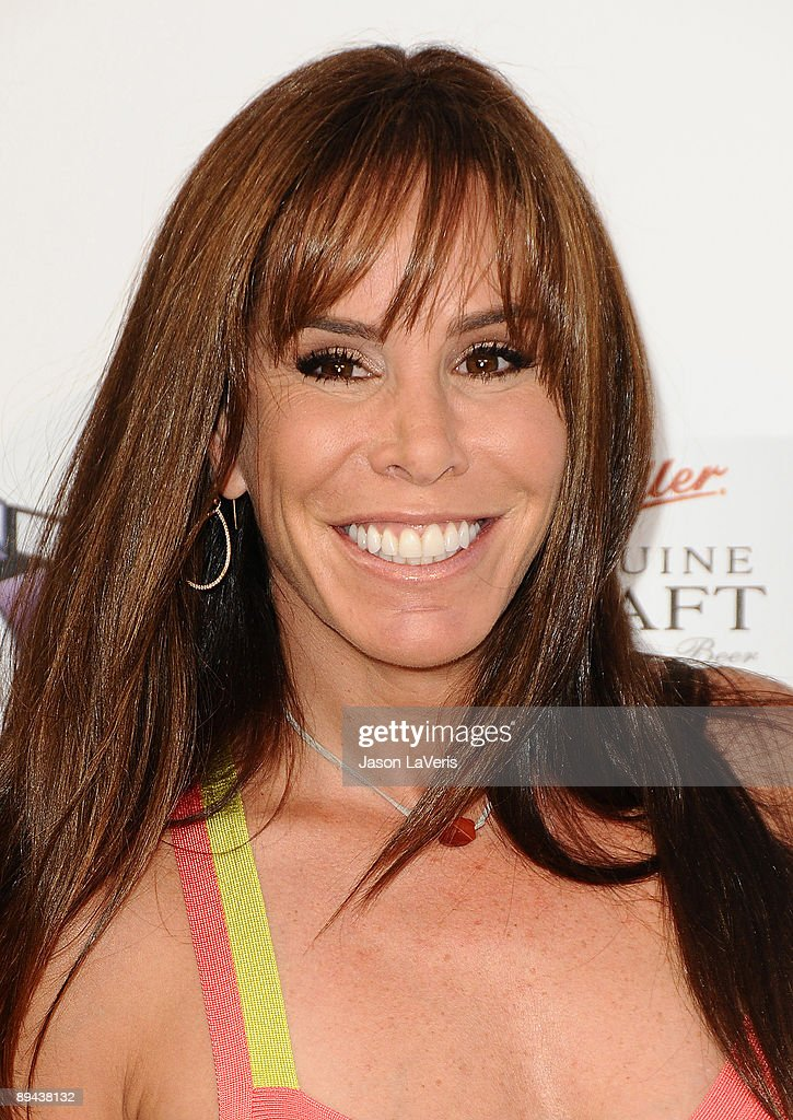 Television personality Melissa Rivers attends Comedy Central's 'Roast of Joan Rivers' at CBS Studios on July 26, 2009 in Studio City, California.