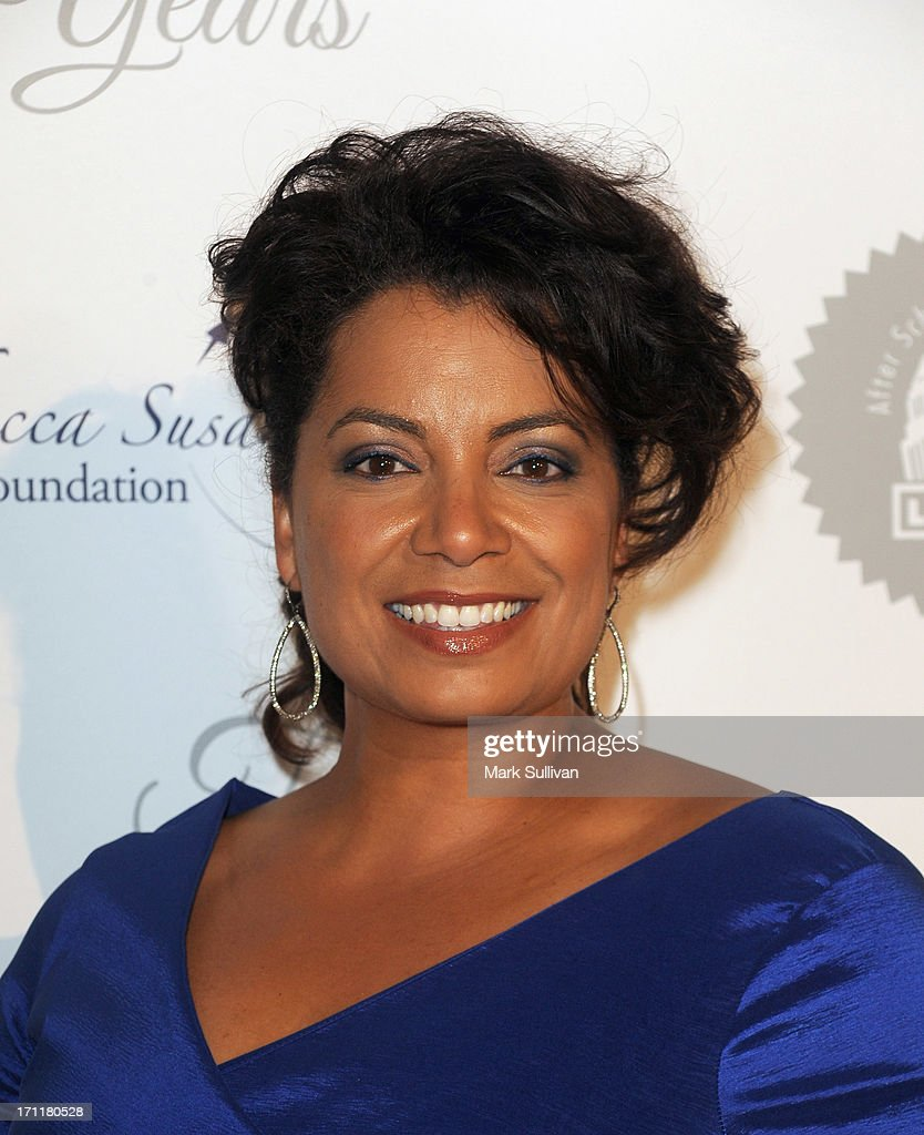 Television personality Michaela Pereira attends LA's Best 25th Anniversary Gala at The Beverly Hilton Hotel on June 22, 2013 in Beverly Hills, California.
