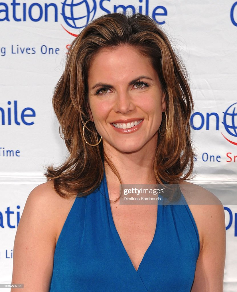 Television personality Natalie Morales walks the red carpet during the 2009 Smile Event presented by Operation Smile at Cipriani Wall Street on May 7...