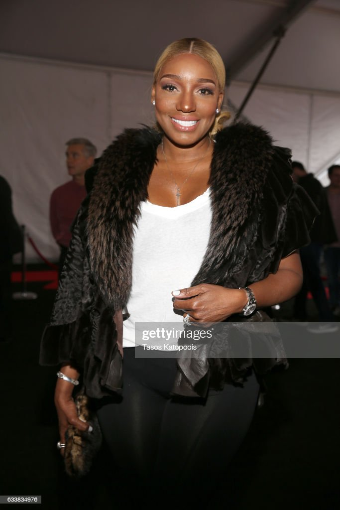 Television personality NeNe Leakes attends the 30th Annual Leigh Steinberg Super Bowl Party on February 4, 2017 in Houston, Texas.