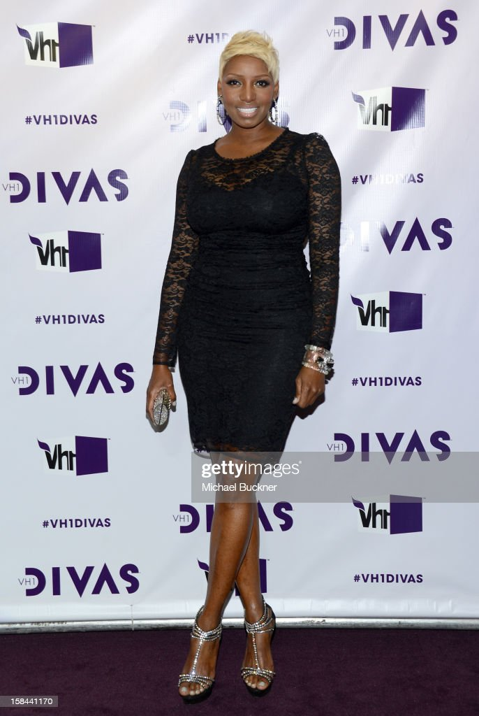 Television personality Nene Leakes attends 'VH1 Divas' 2012 at The Shrine Auditorium on December 16, 2012 in Los Angeles, California.