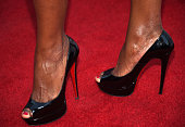 Television personality Omarosa arrives at the Special Needs Network's An Evening Under The Stars event at Sony Studios on October 4 2014 in Los...