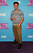 Television Personality Paul 'Pauly D' DelVecchio arrives at Fox's 'The X Factor' Season Finale Night 1 at CBS Television City on December 19 2012 in...