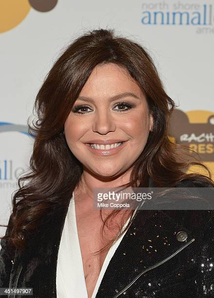 Television personality Rachael Ray attends the 2013 Animal League America Celebrity gala at The Waldorf Astoria on November 22 2013 in New York City