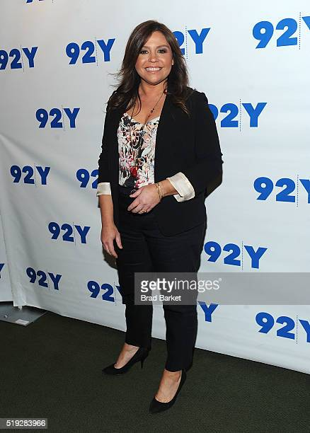 Television personality Rachael Ray attends the Cameron Diaz In Conversation With Rachael Ray at 92nd Street Y on April 5 2016 in New York City