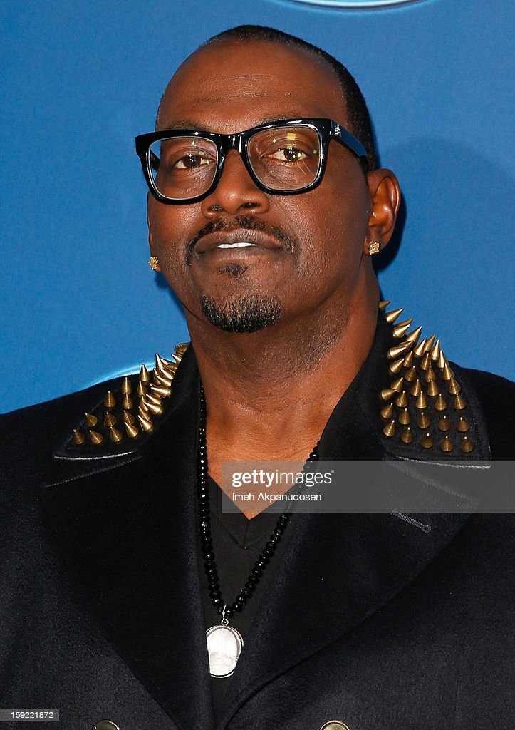 Television personality Randy Jackson attends the season premiere screening of Fox's 'American Idol' at Royce Hall, UCLA on January 9, 2013 in Westwood, California.