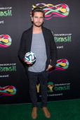 Television Personality Scott Disick attends the 2014 FIFA World Cup McDonald's Launch Party at Pillars 38 on June 5 2014 in New York City