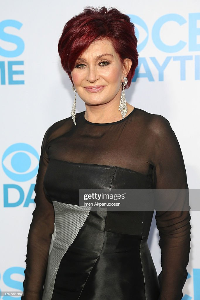Television personality <a gi-track='captionPersonalityLinkClicked' href=/galleries/search?phrase=Sharon+Osbourne&family=editorial&specificpeople=203094 ng-click='$event.stopPropagation()'>Sharon Osbourne</a> attends The 40th Annual Daytime Emmy Awards After Party at The Beverly Hilton Hotel on June 16, 2013 in Beverly Hills, California.