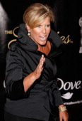 Television personality Suze Orman attends the 33rd Annual American Women In Radio Television Gracie Allen Awards at the Marriott Marquis on May 28...
